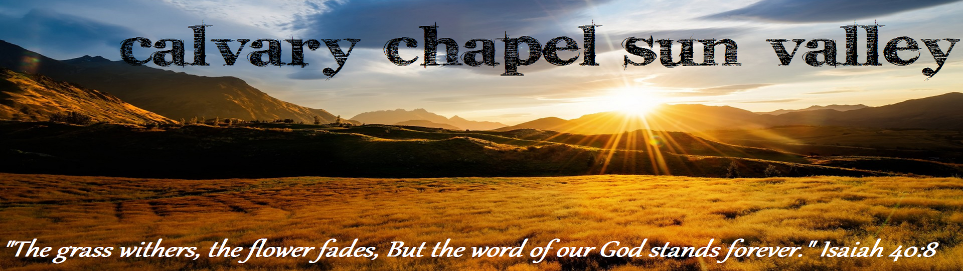 Calvary Chapel Sun Valley logo